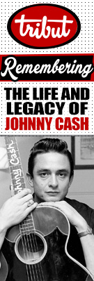 Remembering the life and legacy of Johnny Cash. Click to view Tribut's This Week In Rock Culture.