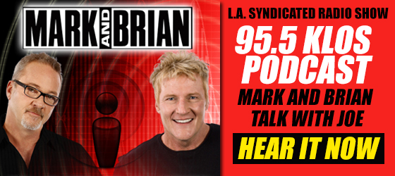Joe Bonamassa interviewed on 95.5 KLOS Radio Podcast with Mark and Brian. Click here to hear it now!